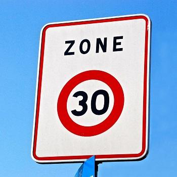 Extension de la zone 30 à la Tatière